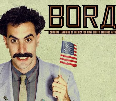 Borat: Cultural Learnings of America for Make Benefit Glorious Nation of Kazakhstan online