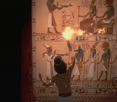 The Prince of Egypt online