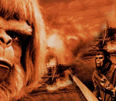 Battle for the Planet of the Apes online