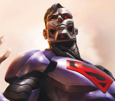 Reign of the Supermen online