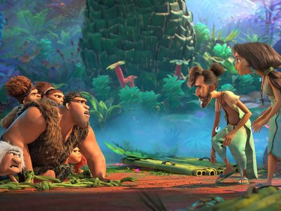 watch The Croods: A New Age streaming
