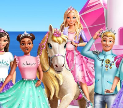 Barbie: Princess Adventure online