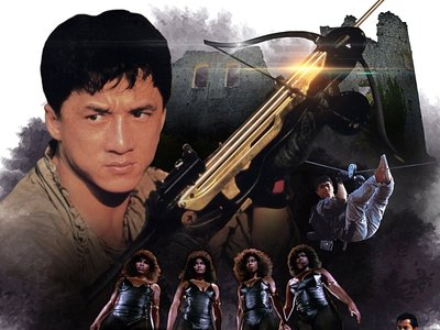 watch Armour of God streaming