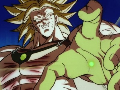 watch Dragon Ball Z: Broly – Second Coming streaming