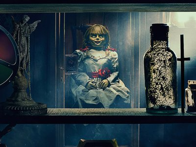 watch Annabelle Comes Home streaming