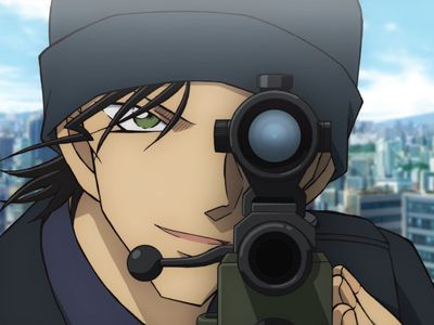 watch Detective Conan: The Scarlet Bullet streaming