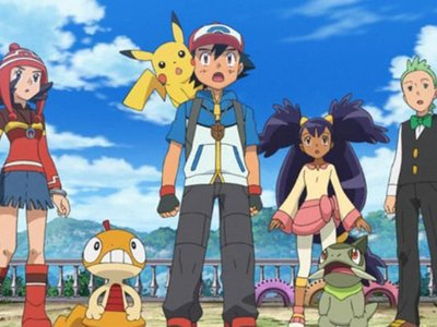 watch Pokémon the Movie: Black - Victini and Reshiram streaming