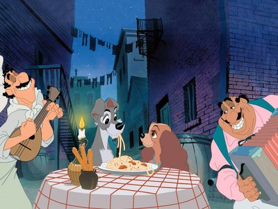 watch Lady and the Tramp streaming