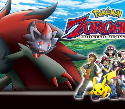 Pokémon: Zoroark: Master of Illusions online