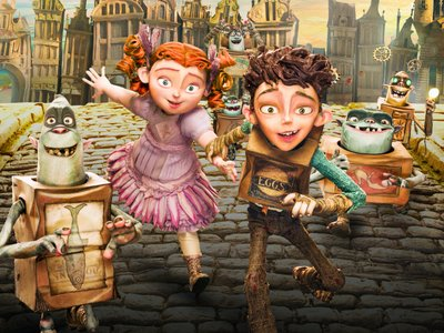 watch The Boxtrolls streaming