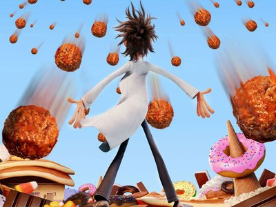 watch Cloudy with a Chance of Meatballs streaming