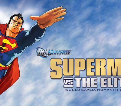 Superman vs. The Elite online