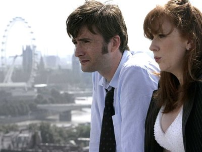 watch Doctor Who: The Runaway Bride streaming