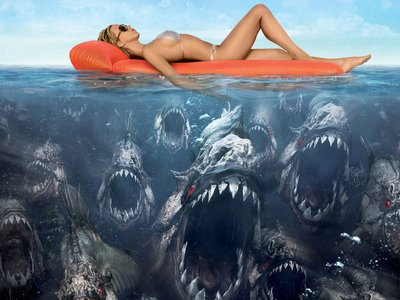 watch Piranha 3D streaming