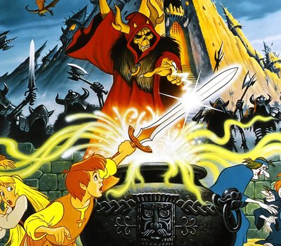 The Black Cauldron online