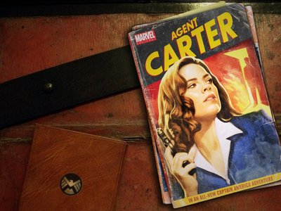 watch Marvel One-Shot: Agent Carter streaming