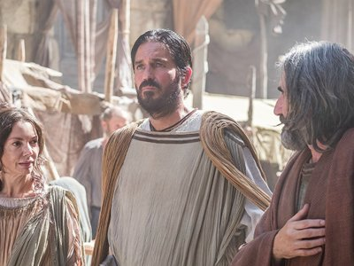 watch Paul, Apostle of Christ streaming
