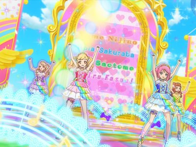 watch Aikatsu Stars! The Movie streaming