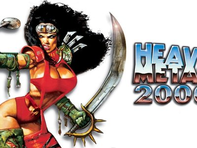watch Heavy Metal 2000 streaming