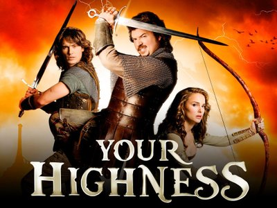 watch Your Highness streaming