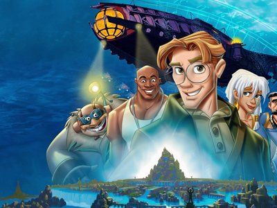 watch Atlantis: The Lost Empire streaming