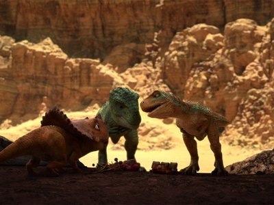 watch Dino King: Journey to Fire Mountain streaming