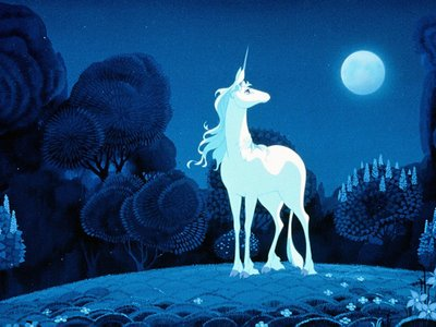 watch The Last Unicorn streaming