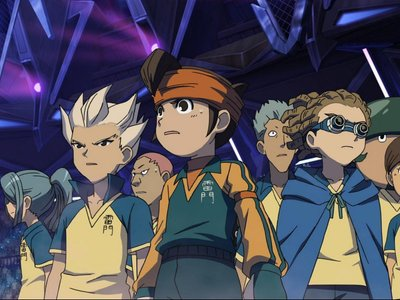 watch Inazuma Eleven: The Movie streaming