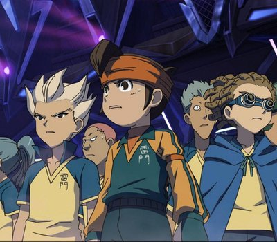 Inazuma Eleven: The Movie online