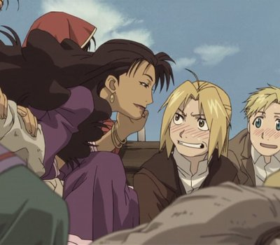 Fullmetal Alchemist The Movie: Conqueror of Shamballa online