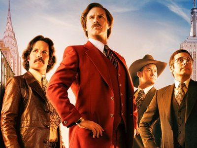 watch Anchorman 2: The Legend Continues streaming