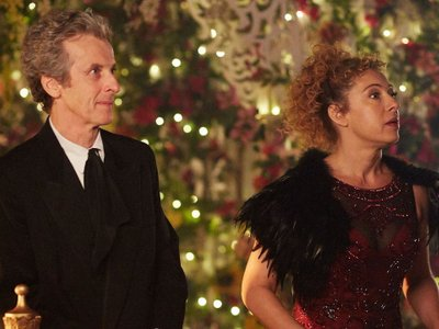 watch Doctor Who: The Husbands of River Song streaming