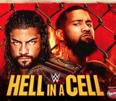 WWE Hell in a Cell 2020 online