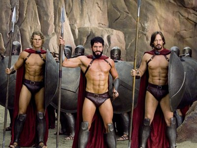 watch Meet the Spartans streaming