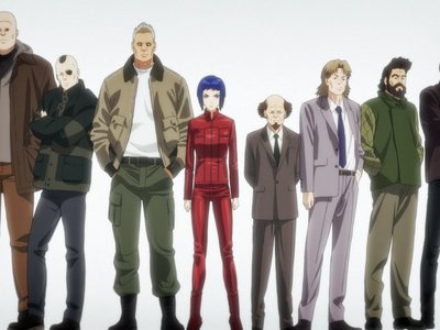 watch Ghost in the Shell Arise - Border 1: Ghost Pain streaming