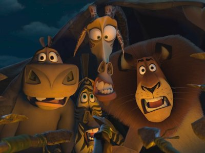 watch Merry Madagascar streaming