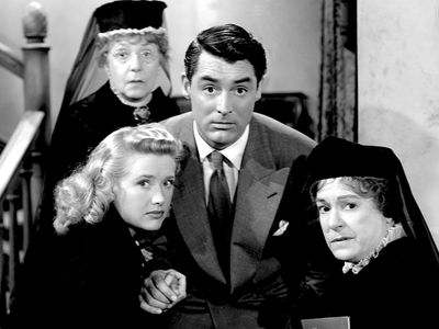 watch Arsenic and Old Lace streaming