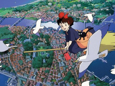 watch Kiki's Delivery Service streaming