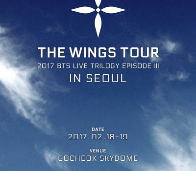 2017 BTS LIVE TRILOGY EPISODE III: THE WINGS TOUR IN SEOUL online