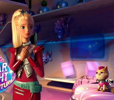 Barbie: Star Light Adventure online