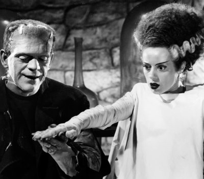 The Bride of Frankenstein online