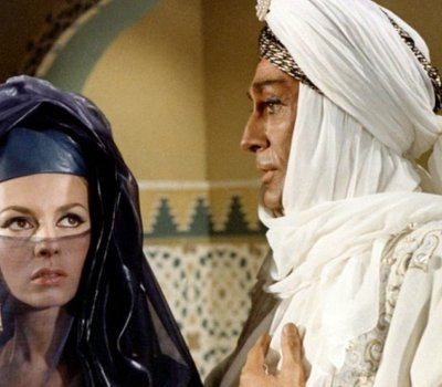 Angelique and the Sultan online