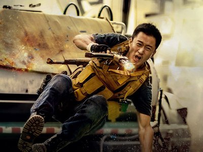 watch Wolf Warrior streaming