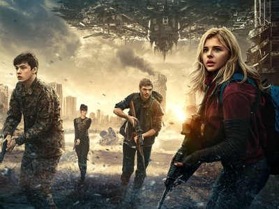 watch The 5th Wave streaming
