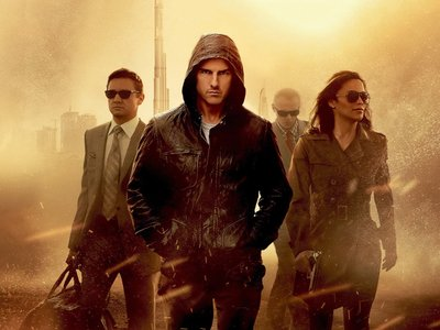 watch Mission: Impossible - Ghost Protocol streaming