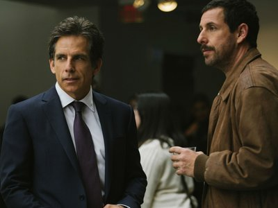 watch The Meyerowitz Stories (New and Selected) streaming
