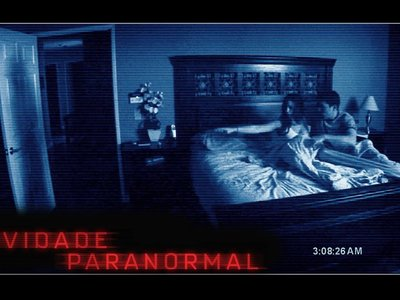 watch Paranormal Activity streaming