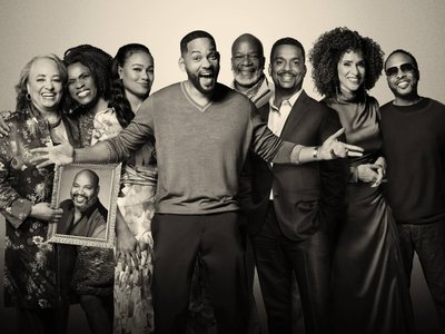 watch The Fresh Prince of Bel-Air Reunion Special streaming