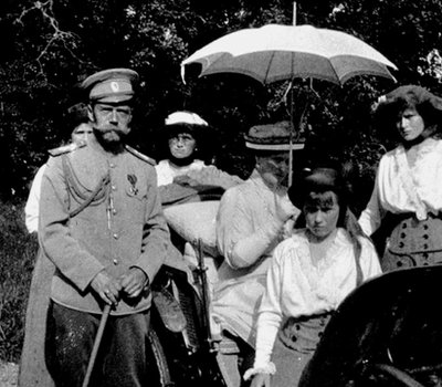 The Romanovs: Glory and Fall of the Czars online