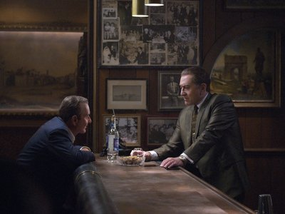 watch The Irishman streaming